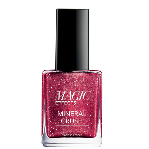 avon magic effects mineral crush nagellack. Black Bedroom Furniture Sets. Home Design Ideas